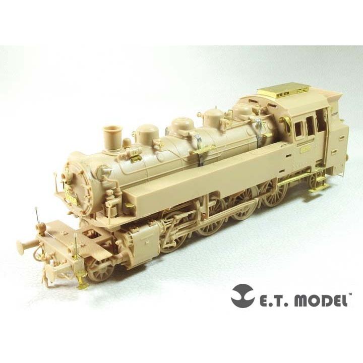【新製品】E72-034 蒸気機関車 BR86