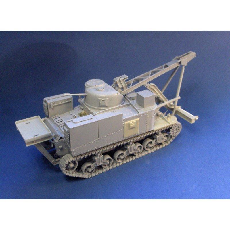 【新製品】351274a イギリス M31戦車回収車 架橋戦車 架橋マウント