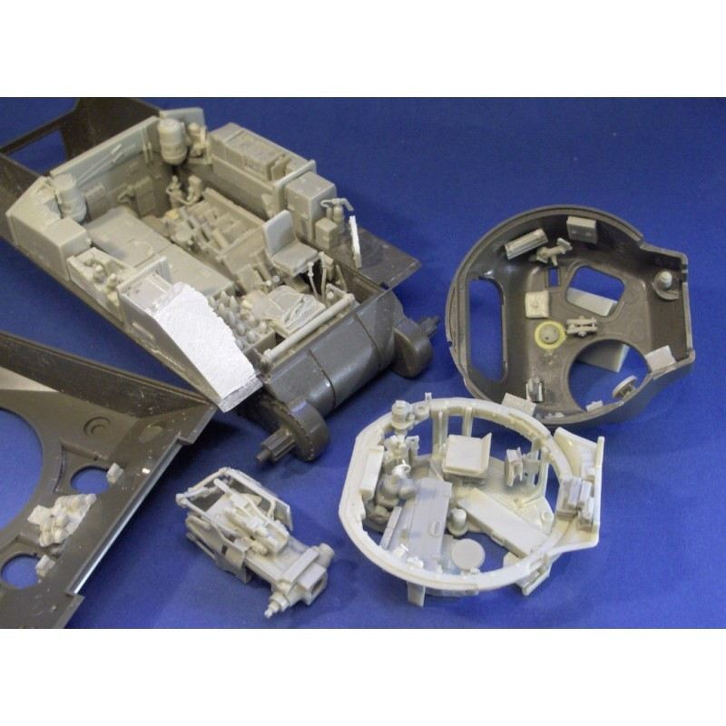 【新製品】351268 イギリス シャーマン ファイアフライ VC インテリアセット