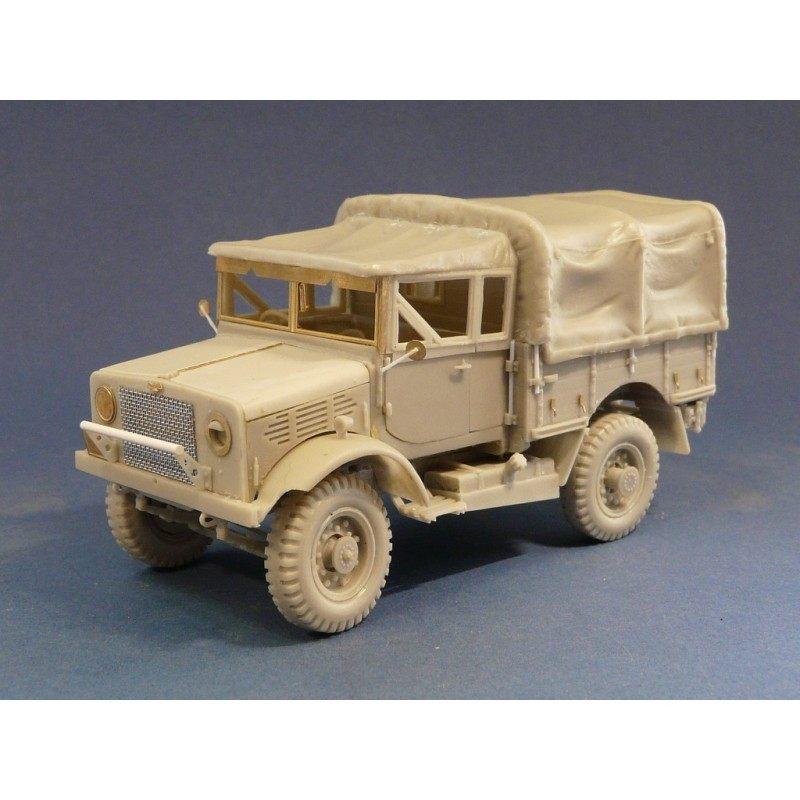 【新製品】351275 ベッドフォード MWトラック 後期型 クローズキャブ