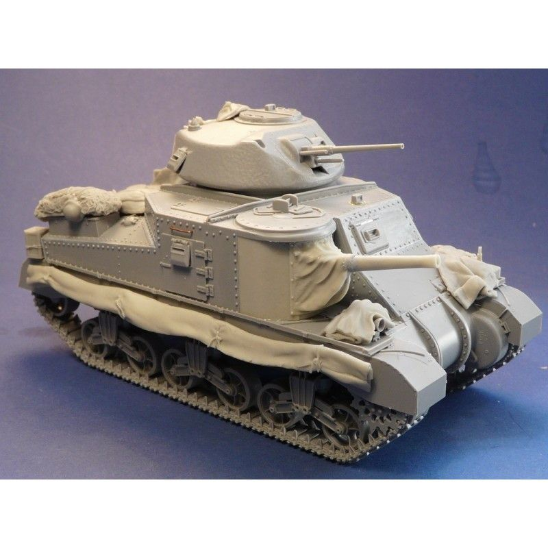【新製品】352398 イギリス M3 グラント 北アフリカ積荷セット