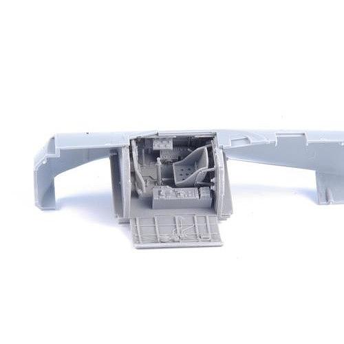 【新製品】4374 川西 N1K2-J 紫電改 コクピットセット