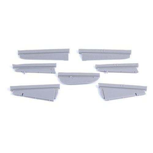 【新製品】4376 川西 N1K2-J 紫電改 動翼部