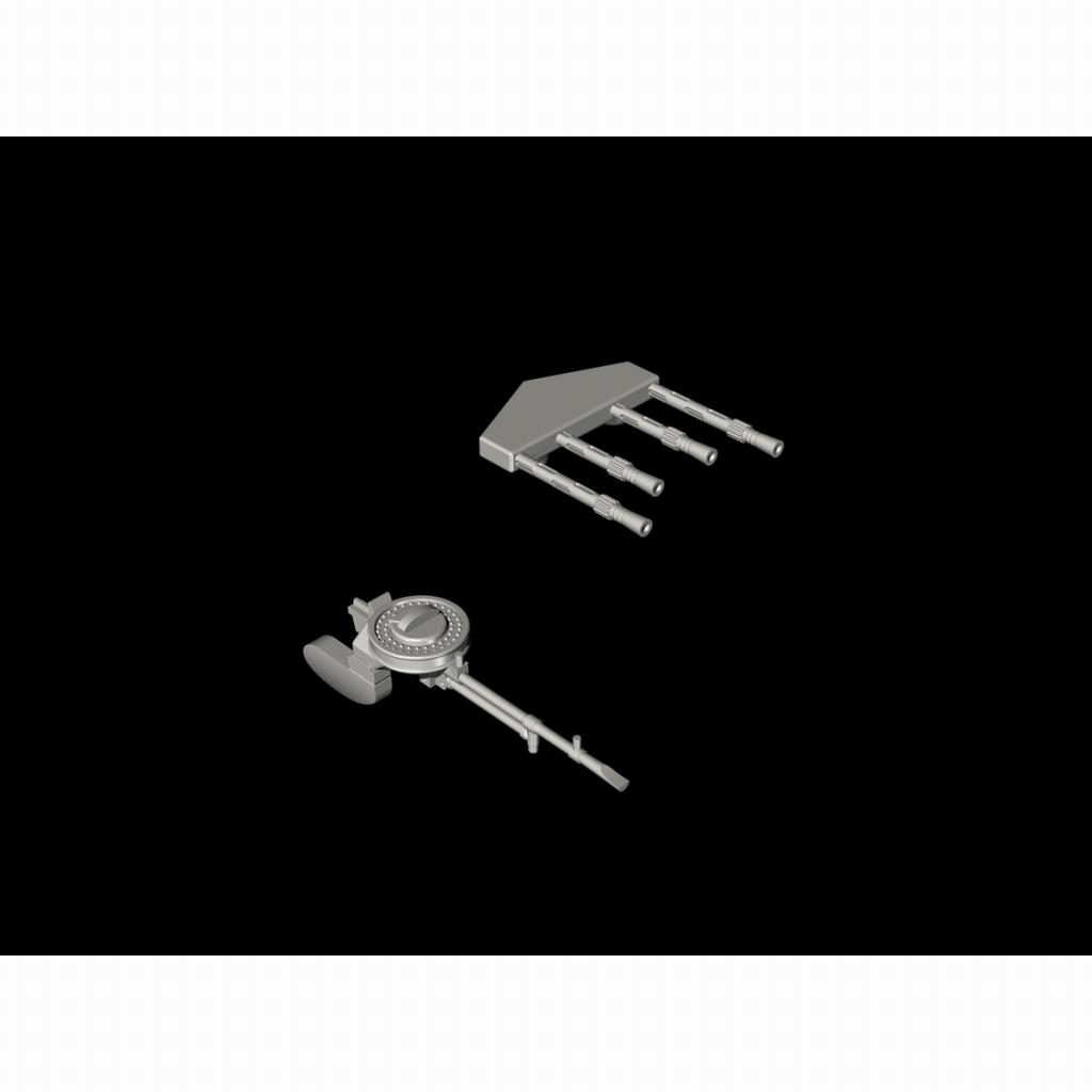 【新製品】4381 ブリストル ブレニム Mk.IF 機銃セット