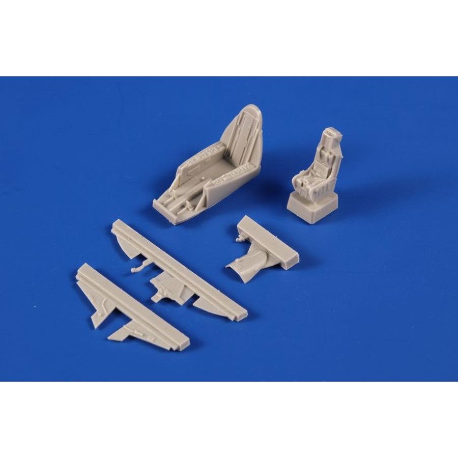 【新製品】7431 ダグラス A-4B/Q スカイホーク コックピットセット (エアフィックス用)