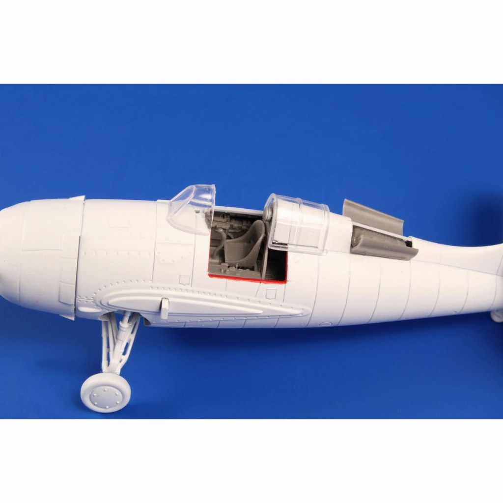 【新製品】7434 グラマン F4F-4 ワイルドキャット コックピット (エアフィックス用)
