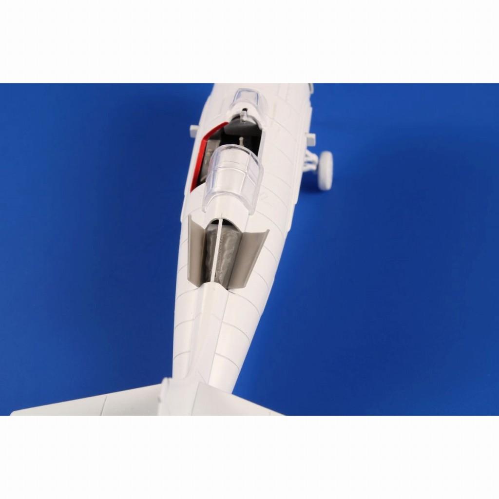 【新製品】7435 グラマン F4F-4 ワイルドキャット 救命イカダ (エアフィックス用)