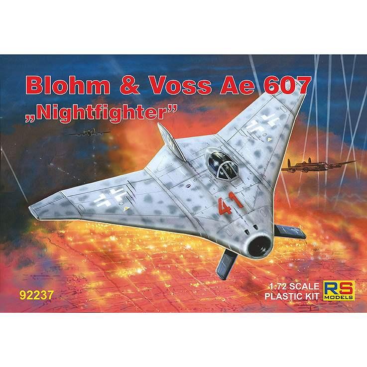 【新製品】92237 ブロム&フォス Ae607 夜間戦闘機