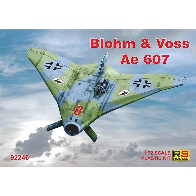 【新製品】92246 ブロム & フォス Ae607 ルフトヴァッフェ1945