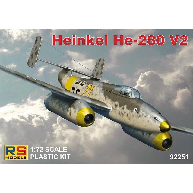 【新製品】92251 ハインケル He-280 V2 1943