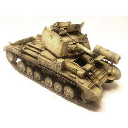 【新製品】BB36 巡航戦車 Mk.II CS A10 北アフリカ