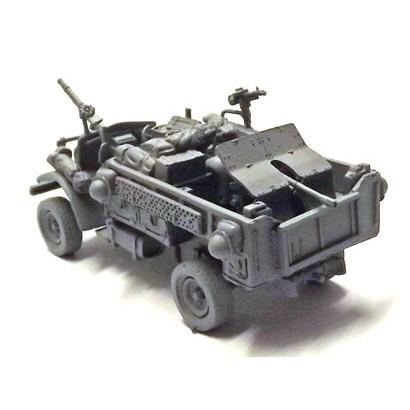 【新製品】UK347 フォード F30 4x4 30cwt トラック LRDG w/37mm ボフォース