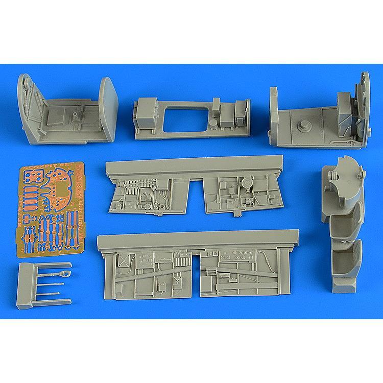 【新製品】4765 フェアリー ファイアフライ Mk.I コクピットセット