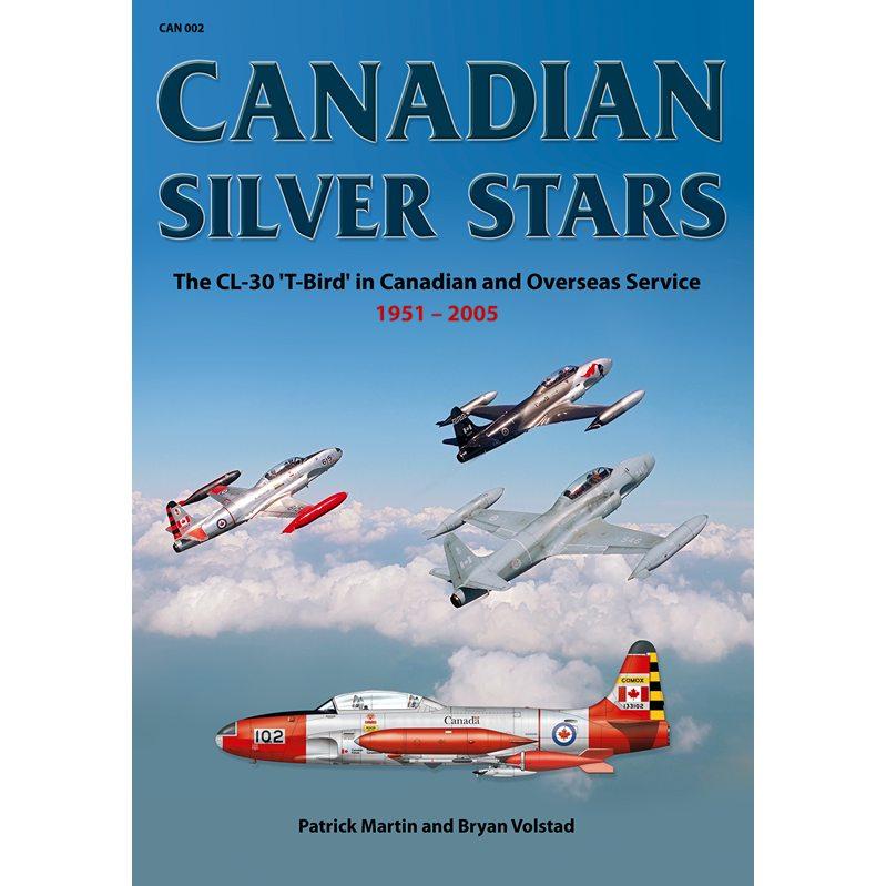 【新製品】DOUBLE UGLY! BOOKS CAN002 Canadian Silver Stars: The CL-30 'T-Bird' in Canadian and Overseas Service 1951-2005
