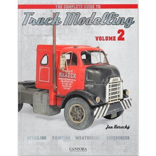 【新製品】CANFORA トラックモデリング コンプリートガイド Vol.2