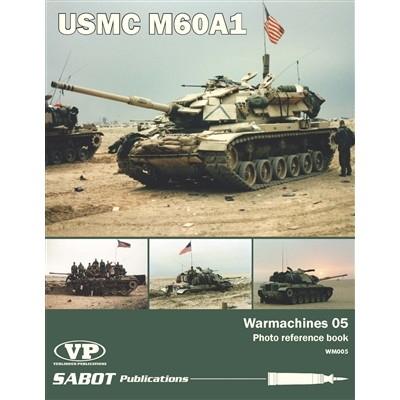 【新製品】SABOT Publications Warmachines 05 アメリカ海兵隊 M60A1 パットン