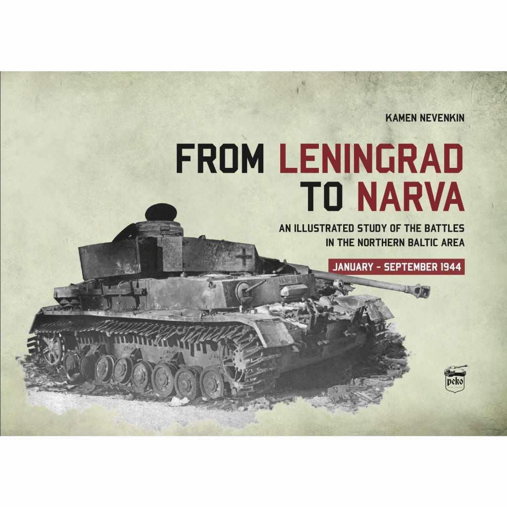 【新製品】PEKO8318 レニングラードからナルヴァへ バルト地方北部の戦い 1944年1月-9月