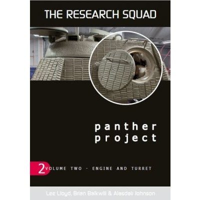 【新製品】THE RESEARCH SQUAD PANTER PROJECT Vol.2