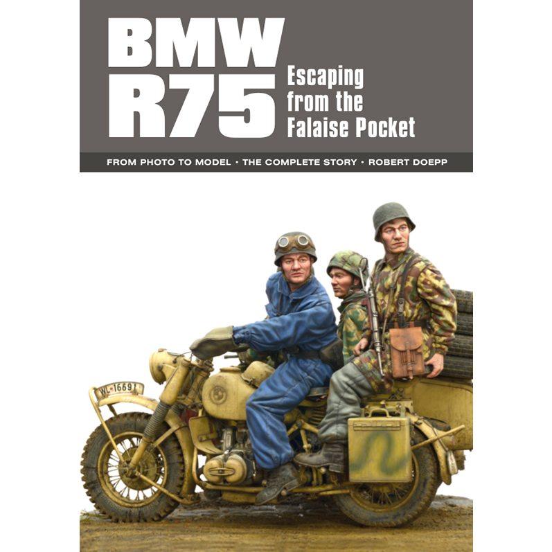 【新製品】AFVmodeller別冊 BMW R75 Escaping from Falaise Pocket