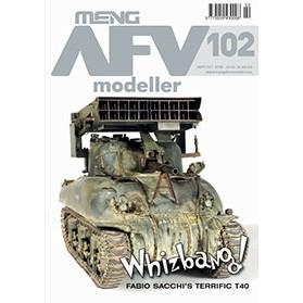 【新製品】AFVmodeller102 Huge Het Part Two