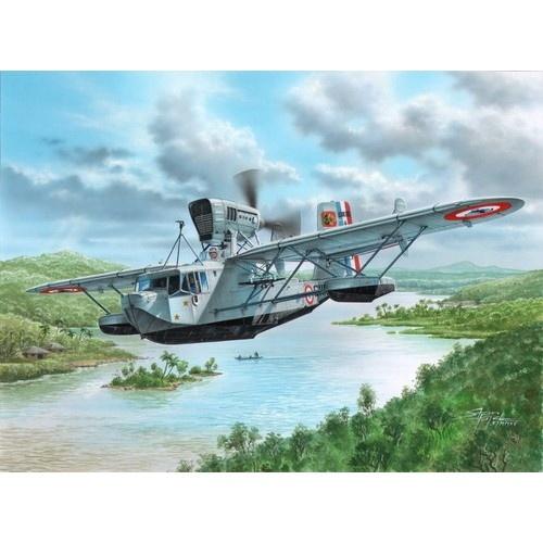 【新製品】48172 ロワール 130CL 艦上飛行艇 コロニアール
