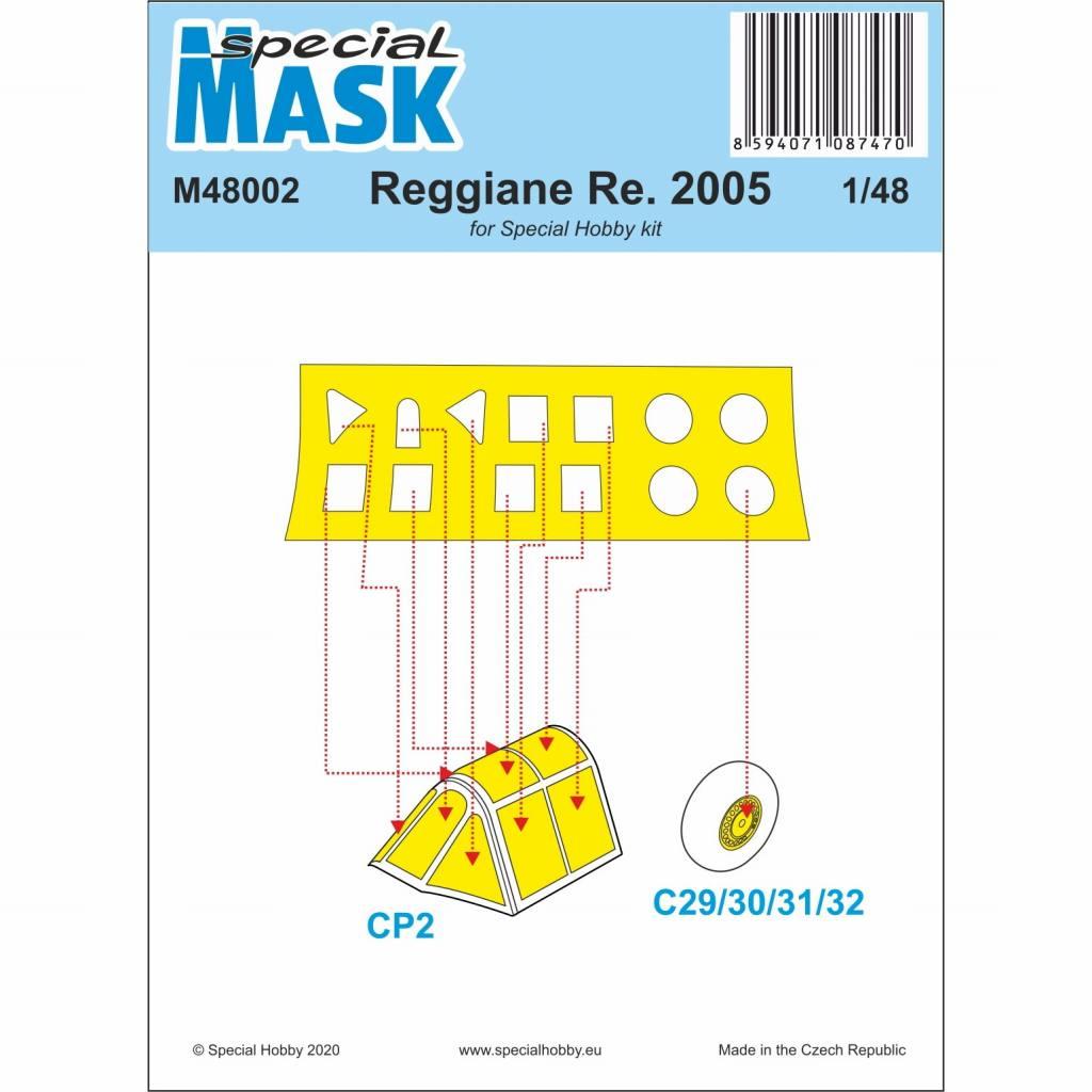 【新製品】M48002 レジアーネ Re.2005 塗装マスクシール