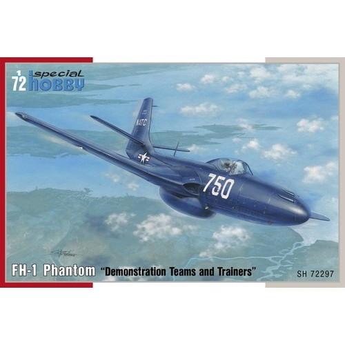 【新製品】72297 FH-1 ファントム デモチーム&練習機