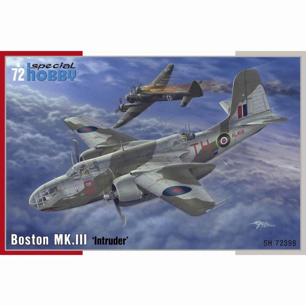 【新製品】72398 ボストンMk.III イントルーダー