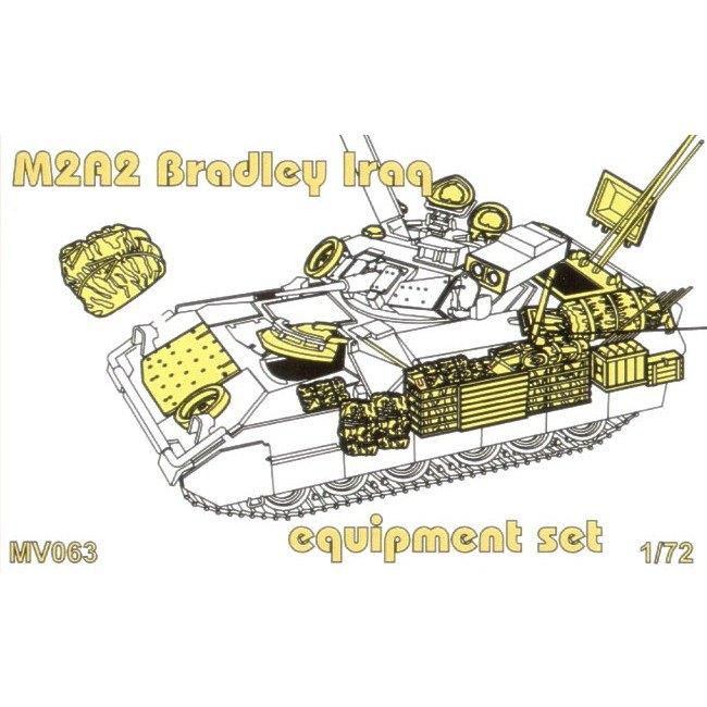 【新製品】MV063 ブラッドレー 装備品セット
