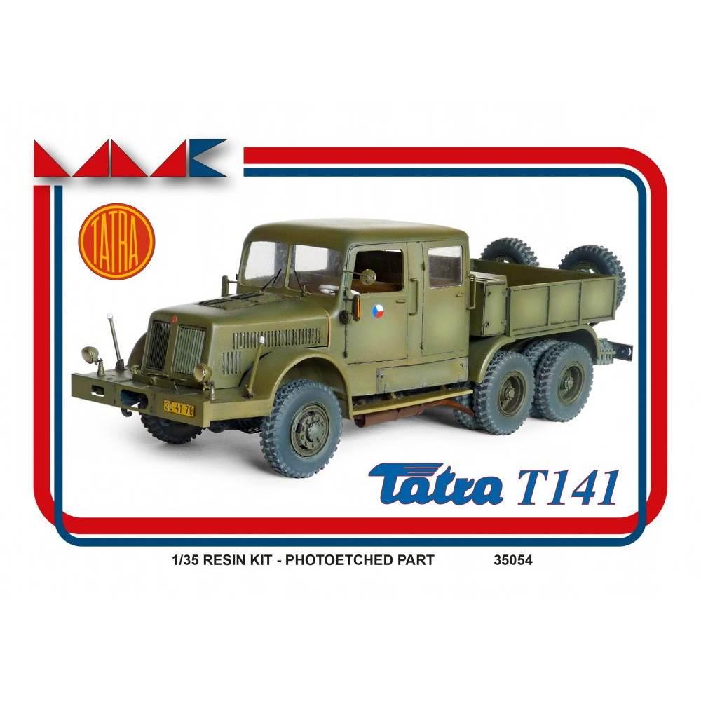 【新製品】35054 タトラ T141 トラック