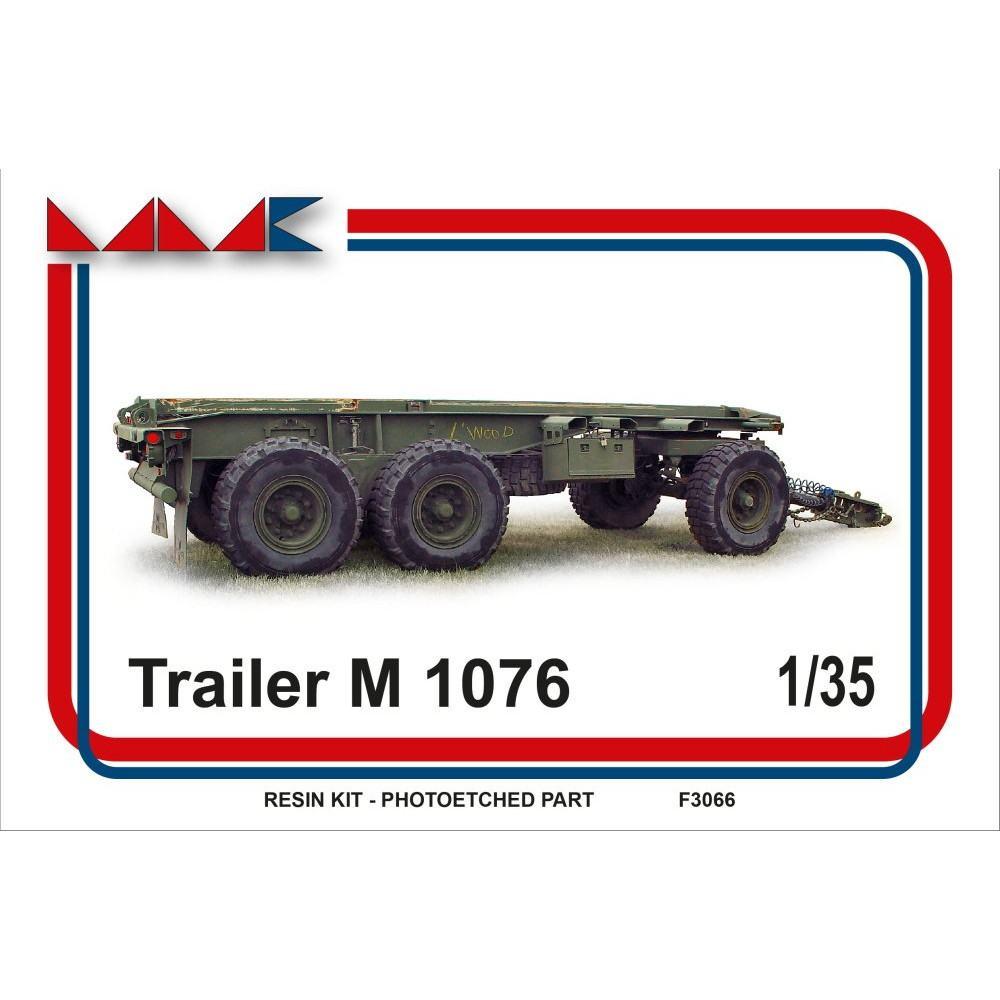 【新製品】F3066 アメリカ M1076 PLS トレーラー