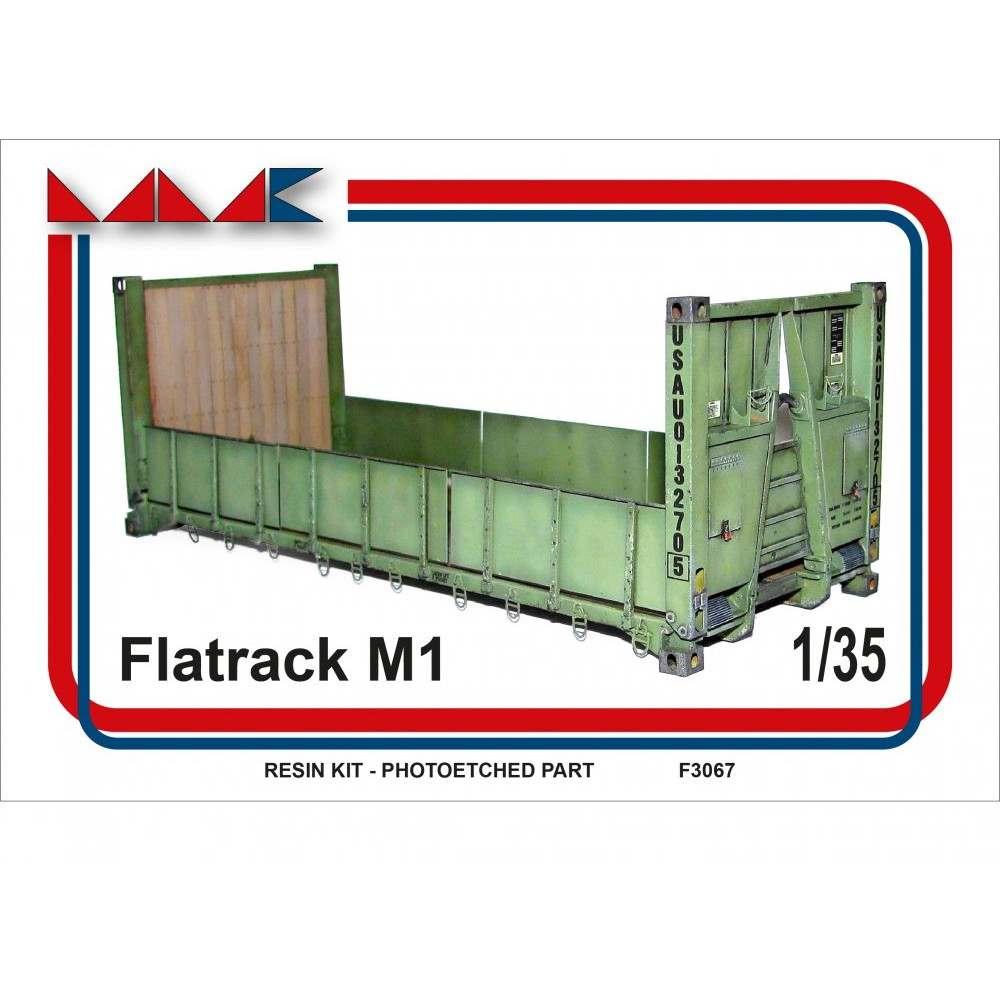 【新製品】F3067 アメリカ M1 平荷台