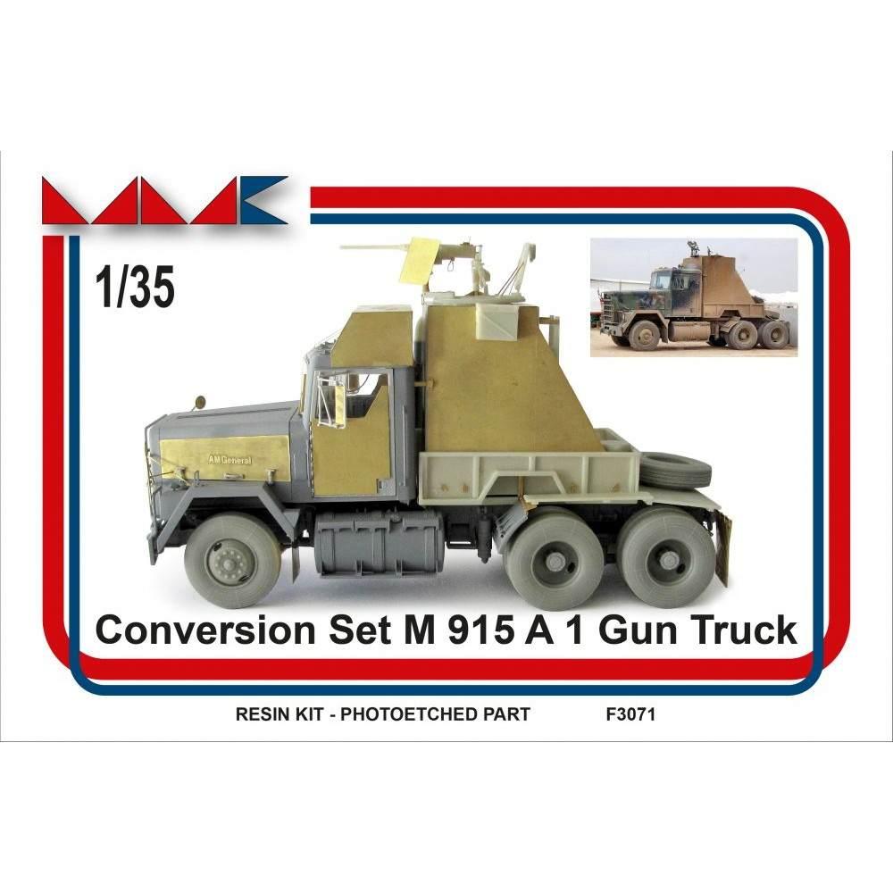 【新製品】F3071 アメリカ M915A1 ガントラック コンバージョンセット