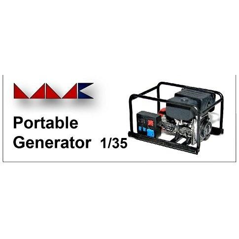 【新製品】MKRZ35055 小型発電機