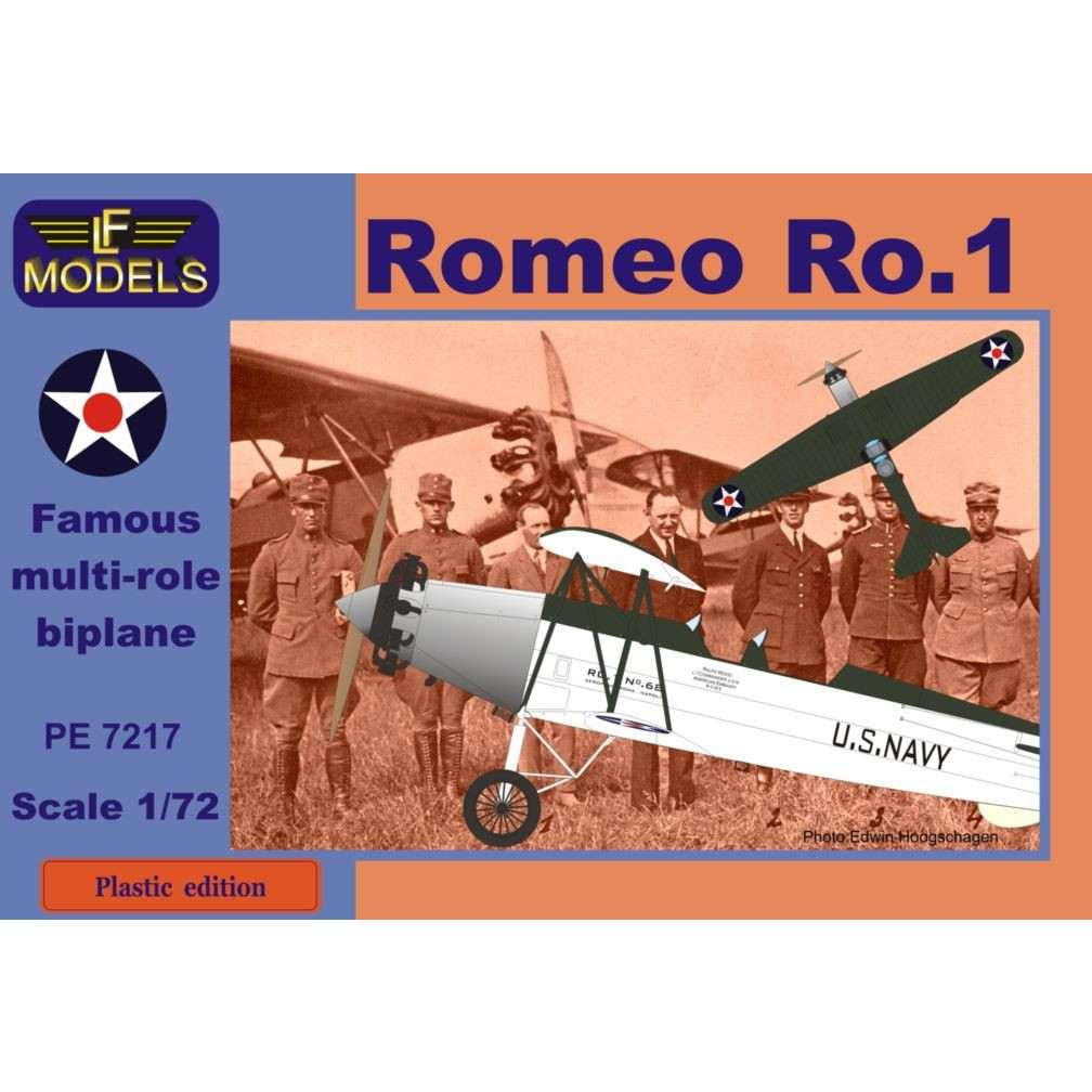 【新製品】PE7217 ロメオ Ro.1