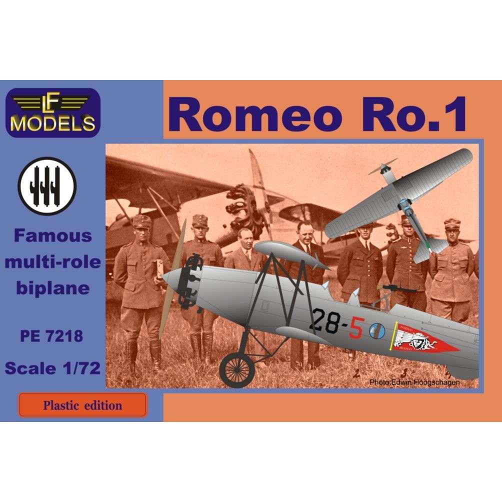 【新製品】PE7218 ロメオ Ro.1
