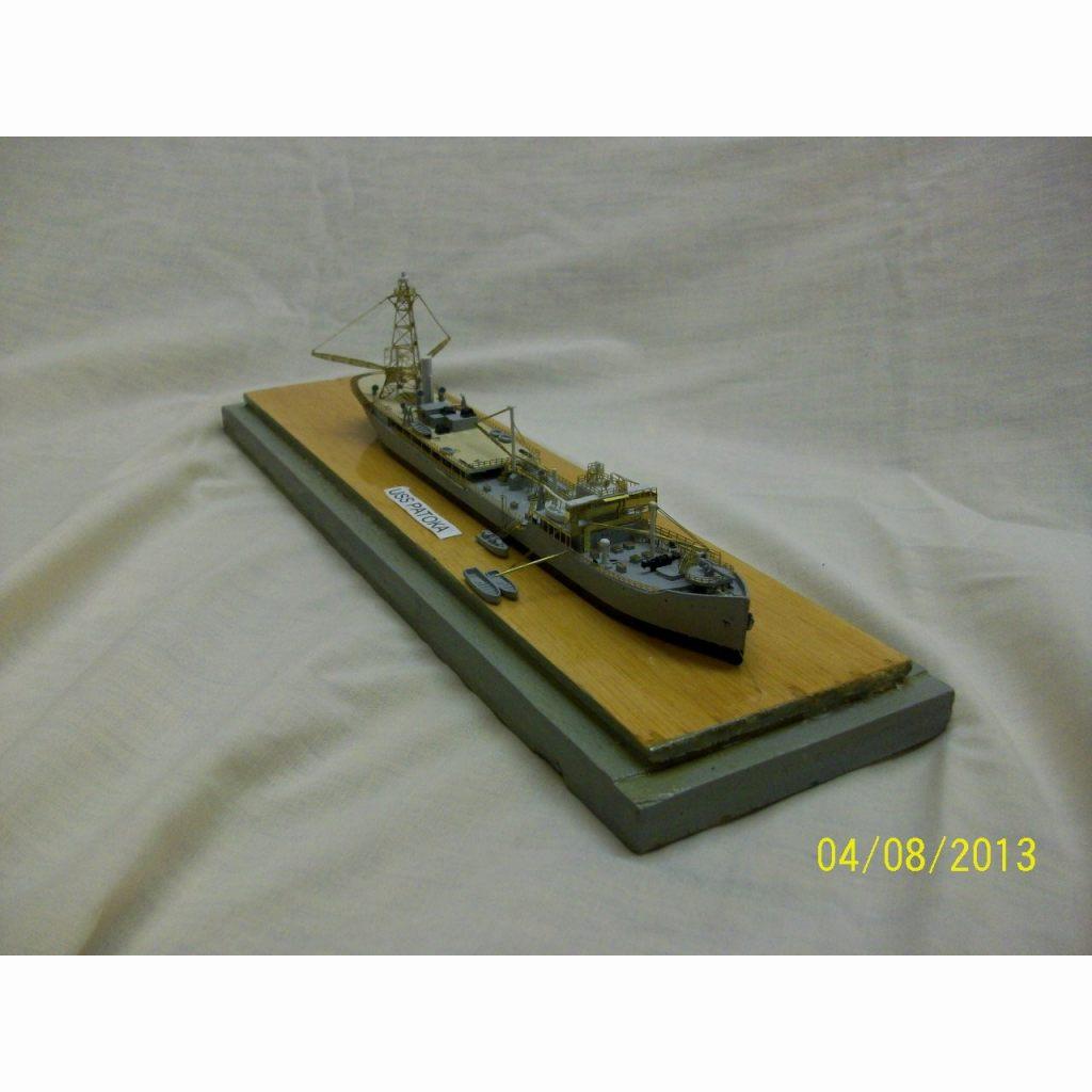 【新製品】130 米海軍 給油艦 AO-9 パトカ Patoka