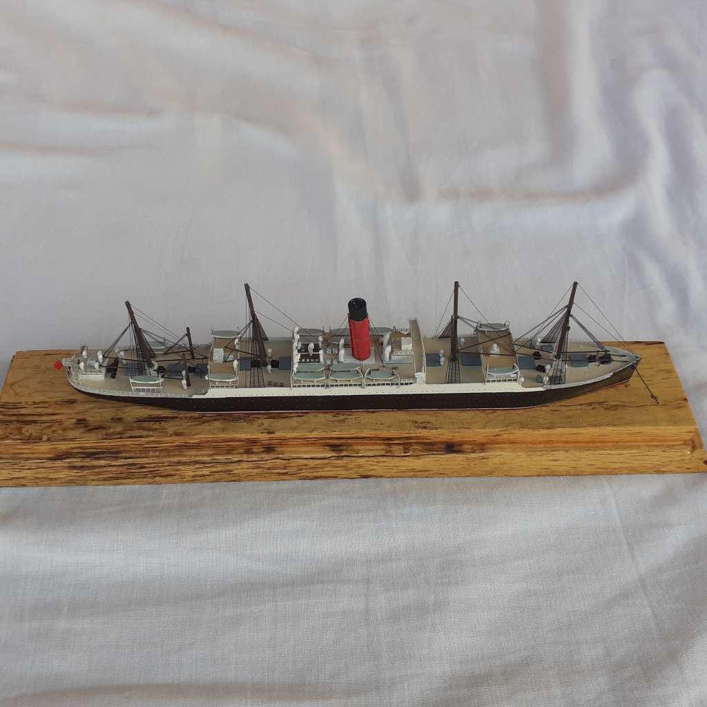 【新製品】131)RMS カルパチア Carpathia