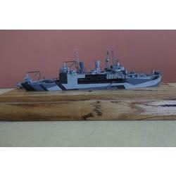 【新製品】138 米海軍 カーティス級水上機母艦 AV-5 アルベマール Albemarle