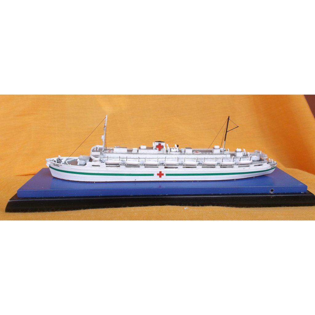 【新製品】140 米陸軍 病院船 ウィステリア Wisteria