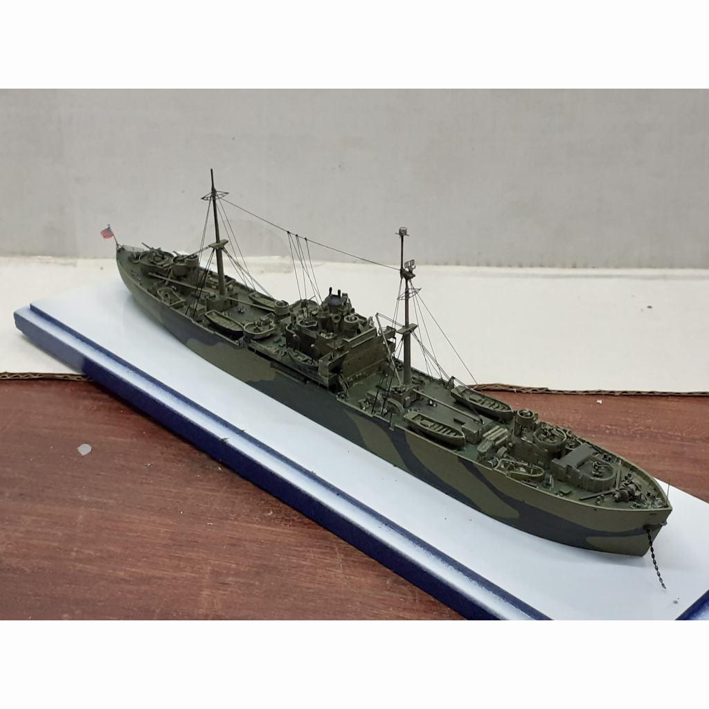 【新製品】142 米海軍 内燃機関修理艦 ARG ルソン Luzon