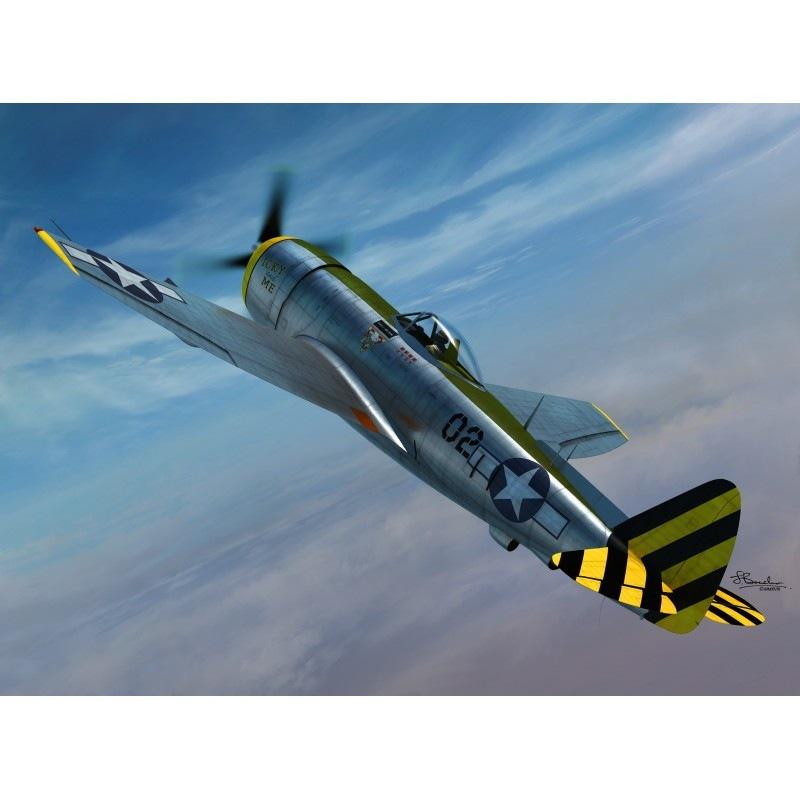 【新製品】72121 P-47N サンダーボルト
