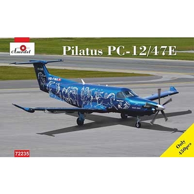 【新製品】72235 ピタラス PC-12/47E 単発ビジネス機 ピタラス社用機