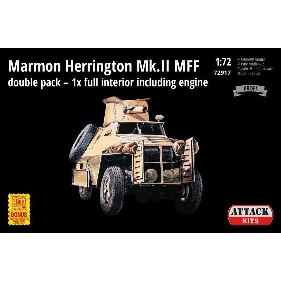 【新製品】72917 マーモン・ヘリントン装甲車 Mk.II MFF フルインテリア (2 in 1)