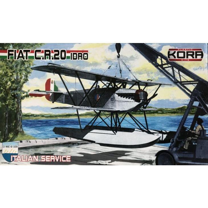【新製品】KPK72111 フィアット CR.20 イドロ 水上戦闘機「イタリア」