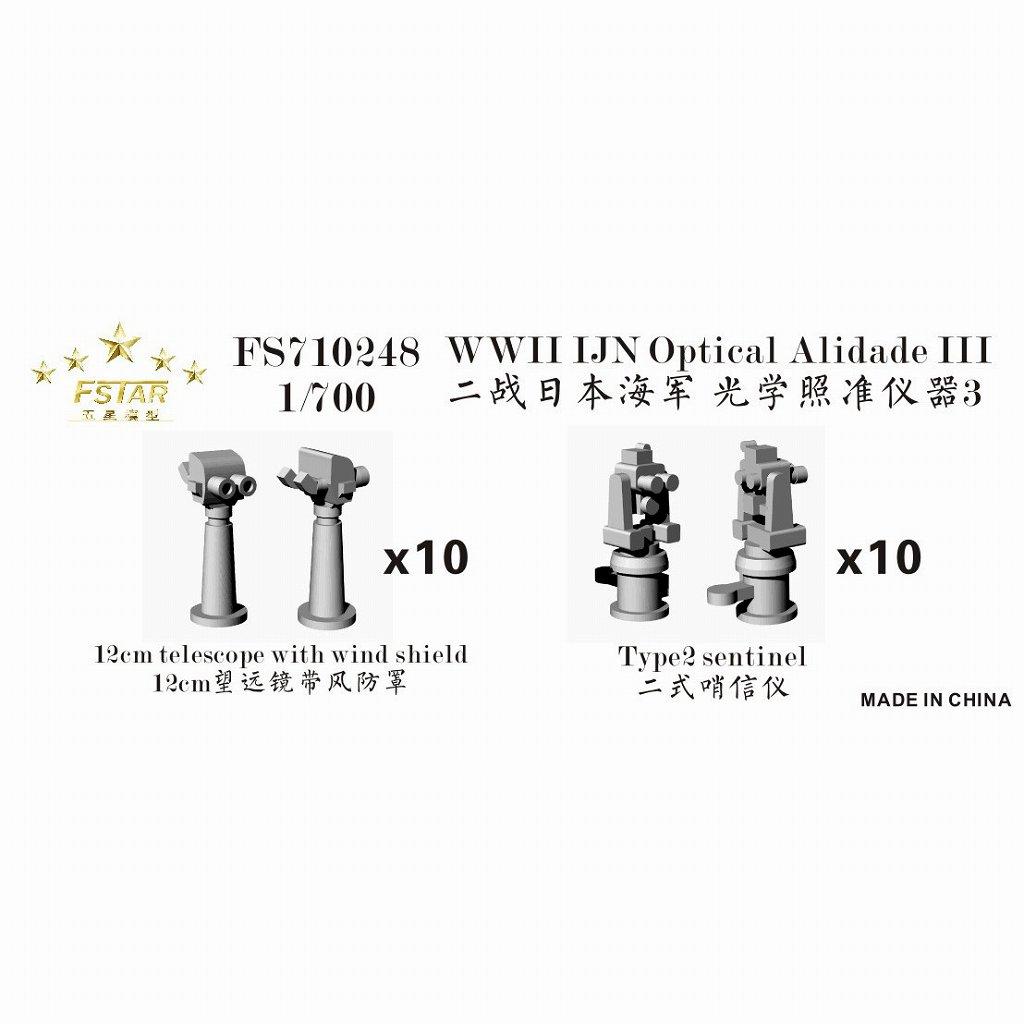 【新製品】FS710248 日本海軍 光学兵器III
