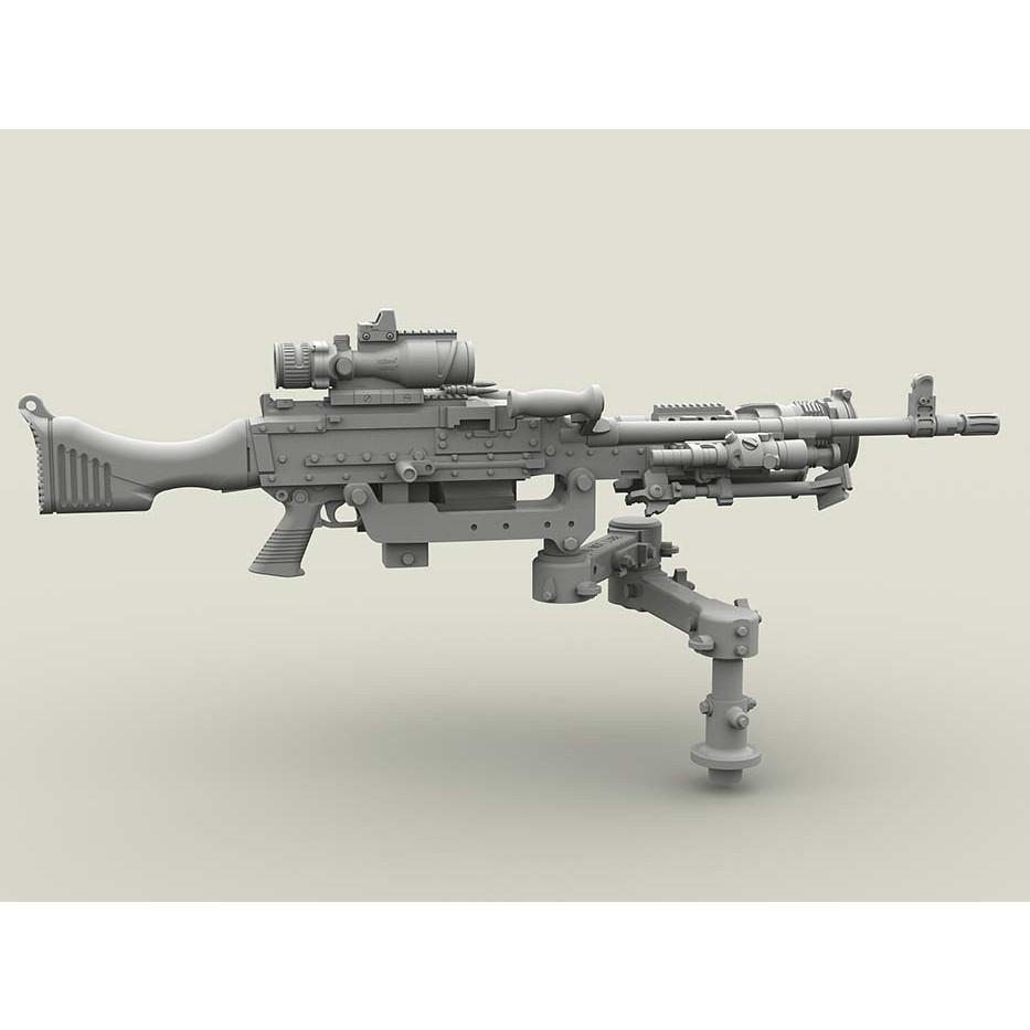 【新製品】LF3D017 M240機関銃 スイングアーム Ver.3