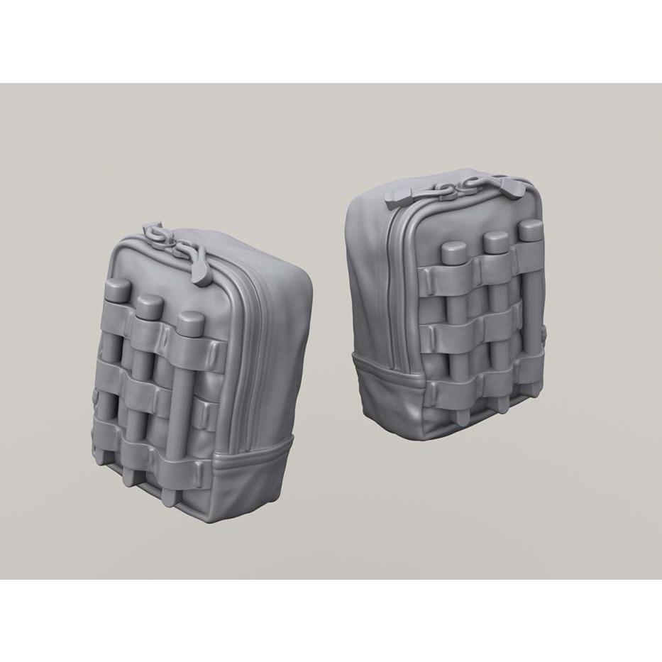 【新製品】LF3D018 TT ユーティリティポーチ w/IR ケミカルライトスティックセット
