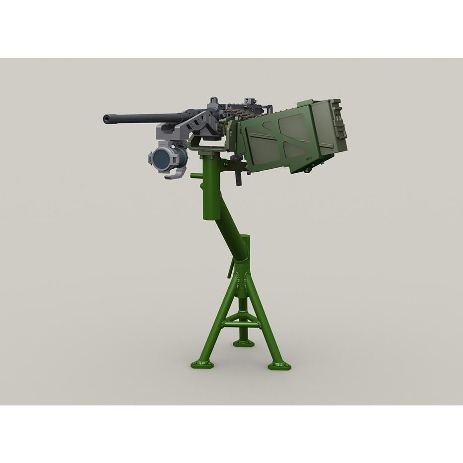 【新製品】LF3D028 ブローニングM2重機関銃 w/車戴マウント ハンビー&ガントラック用