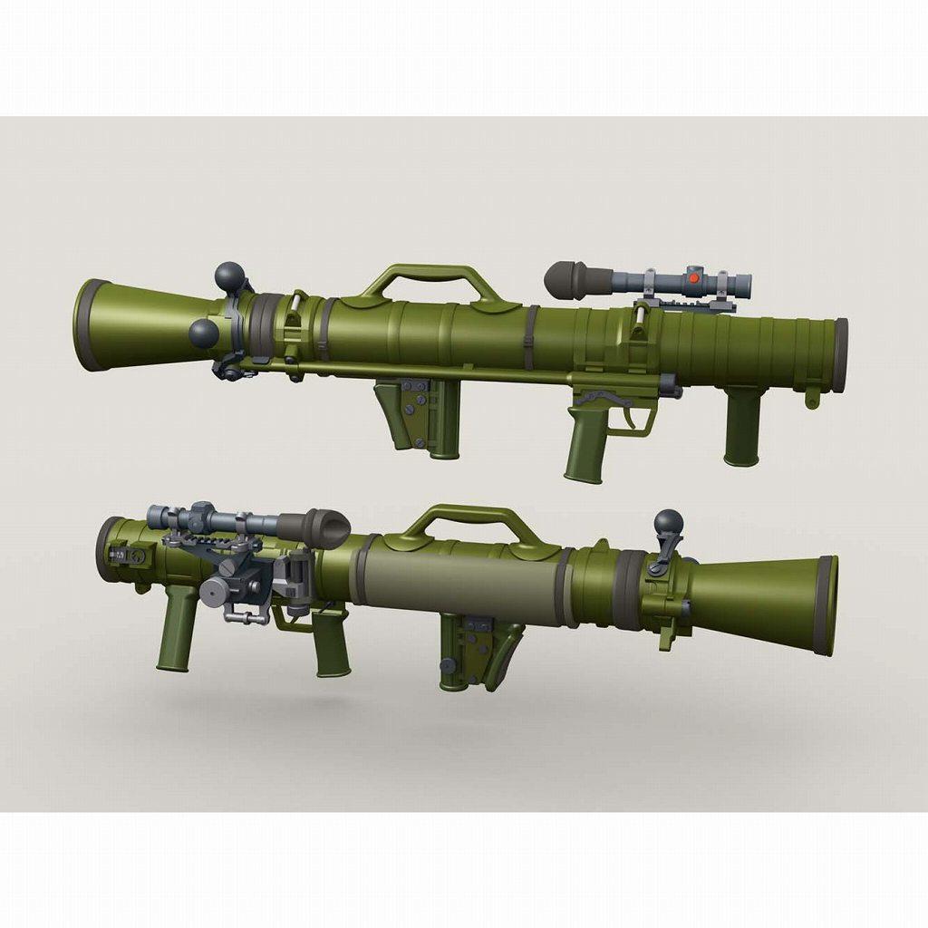 【新製品】LF3D066 カールグスタフ M3 84mm マルチロールウェポンシステム